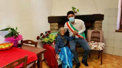 """Photo of Montecchio, """"Marietta"""" festeggia 108 anni. Augusta Giontella è tra le più longeve d'Italia"""