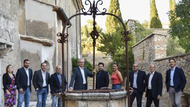 Photo of Grillini riconfermato sindaco a Calvi dell'Umbria ringrazia gli elettori