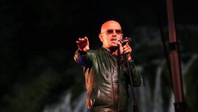 Photo of Ruggeri canta Endrigo ai piedi della Cascata: il Tributo segna un nuovo successo