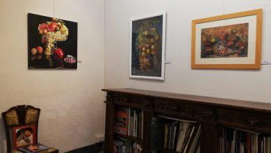 """Photo of La """"Natura morta"""" dell'artista Otello Fabri nella rassegna internazionale """"Vegetalia tra alberi, fiori e frutti"""""""