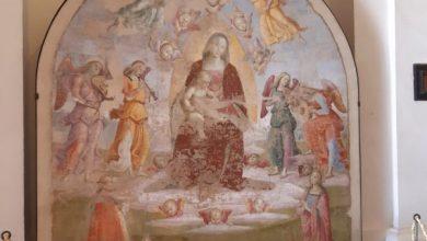 """Photo of Raffaello a Panicale: la """"Madonna con bambino tra angeli musicanti"""" entra nel circuito delle celebrazioni"""