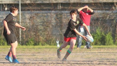 Photo of Mini ritiro di tre giorni per 50 ragazzi di Terni Rugby e Orvietana Rugby