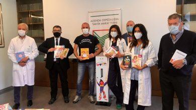 """Photo of Il covid non ferma """"I Pagliacci"""": nuove donazioni all'ospedale di Terni"""
