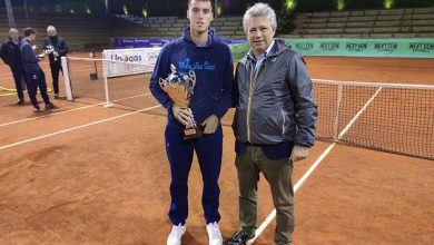Photo of Master Umbria Tennis: trionfa il piemontese Mattia Frinzi