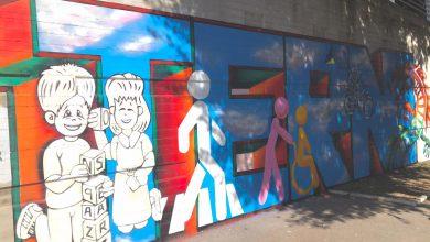 Photo of 40 anni dell'Actl: un nuovo murales in città per lasciare il segno