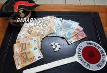 Photo of Terni, gira con cocaina e soldi: 23enne denunciato dai carabinieri