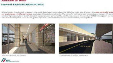 Photo of Terni, riqualificazione della Stazione: approvato l'accordo tra Comune e RfI
